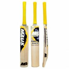 MB BUBBER SHER ENGLISH WILLOW CRICKET BAT
