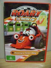 Roary The Racing Car...DVD...FREE POST AU