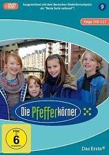 2 DVDs  * DIE PFEFFERKÖRNER - STAFFEL 9  # NEU OVP ^