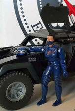 82 - 83 Cobra Soldier style female viper. Baroness variant custom. Black Major