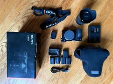 New ListingSony Alpha A6500 24.2 Mp Digital Camera with 18-135mm - lots of accessories