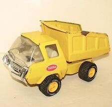 Vintage 1976-1977 Tonka Yellow Dump Truck Sandbox Toy Metal Steel