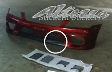Lexus Altezza TRD NEO Front Bumper Sticker Replacement