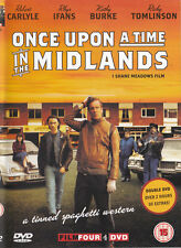 ONCE UPON A TIME IN THE MIDLANDS 2 DISC SHANE MEADOWS ROBERT CARLYLE DVD L NEW
