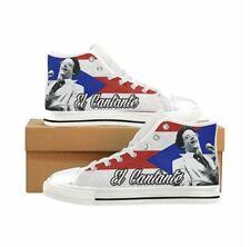 Hector Lavoe Custom Sneakers