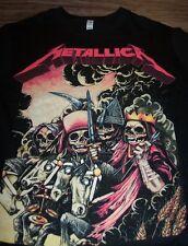 METALLICA THE FOUR HORSEMEN T-Shirt SMALL NEW Band Metal