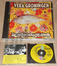 VERA GRONINGEN Beauty In The Underworld CD Feelies Sonic Youth Dinosaur Nomads