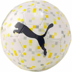 Puma Borussia Dortmund ftbCore Fanball Fußball Voetball Größe 5 weiß 083382-03