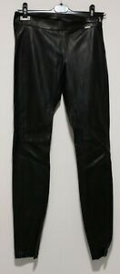 Guess faux Leather Trousers Size 27
