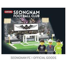 OXFORD block building toy SEONGNAM FOOTBALL CLUB K League FIELD SET korean lego