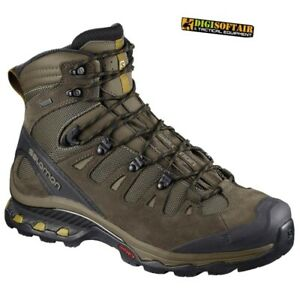 QUEST 4D 3 GTX GREEN SALOMON L40151800 Numero 43 1/3