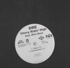 Dre Featuring Rick Ross Chevy Ridin' High 2006 Promo Vinyl LP Violator