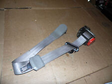 OEM 1995 Chevy Suburban Gray Rear Middle Seat Belt Retractor Assembly, roller