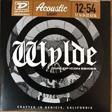 Jim Dunlop Zak Wylde Acoustic Guitar Strings 12 - 54
