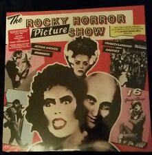 ROCKY HORROR PICTURE SHOW SOUNDTRACK NEWBURY COMICS LIMITED RED VINYL OF 1000