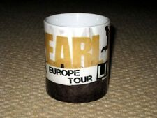 Pearl Jam 2018 Tour Advertising MUG