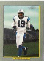 2006 Topps Turkey Red Keyshawn Johnson Card #43