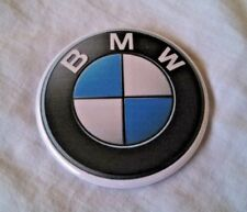 BMW Automobilia Pinback Button Badge 2.25 inch NEW