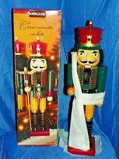 KIRKLAND SIGNATURE CHRISTMAS NUTCRACKER #387709 NEW IN BOX