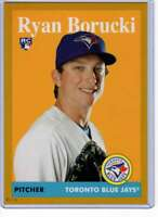 Ryan Borucki 2019 Topps Archives 5x7 Gold #58 RC /10 Blue Jays
