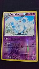 Pokemon Carta NIDORINA HOLO BRILLANTE RARE 41/116  Italiano  ed.2013