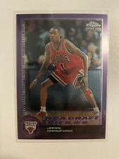 2000-01 Topps Chrome Jamal Crawford Rookie Card RC #1719 /1999 Nice Surface