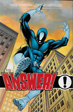 The Answer! Vol 1 by Mike Norton & Dennis Hopeless 2013, TPB Dark Horse OOP