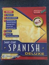 Smart Start Spanish Deluxe Language Course Very Good Condition