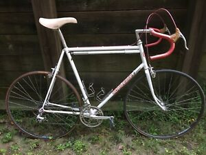 60.5cm RARE Vintage MARK NOBILETTE Suntour Superbe Cyclone HANDMADE IN THE USA