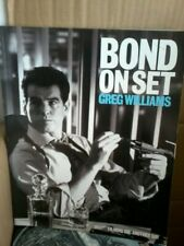 Bond On Set Die Another Day  Paperback Book
