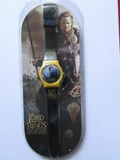LORD OF THE RINGS - RETURN OF THE KING DIGITAL WATCH - NEW/SEALED.
