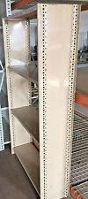 "Used industrial metal shelving industrial shelving garage shelving 12x36"" shelf"