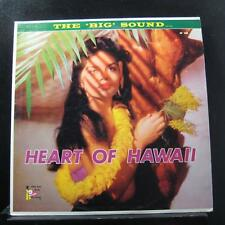 The Big Sound - Heart Of Hawaii LP VG SP-388 Parade Stereo Vinyl Record