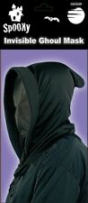 MASK - INVISIBLE GHOUL WITH HOOD