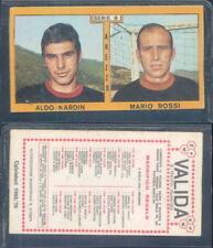 Calciatori 1969-70 Arezzo Nardin Rossi Panini