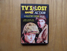 T.V.'s Lost Shows: Action (Collector's Edition Disc 1) (DVD, 2004)