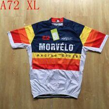 Men Cycling Short Sleeves jersey Summer mountain bike Sport maillot SIZE XL
