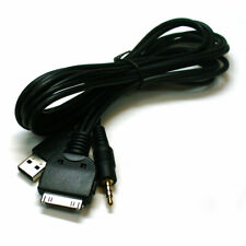 AVH-P3100DVD DVH-P4100UB AVIC-F10BT Adapter Kabel f. iPod nano touch iPhone