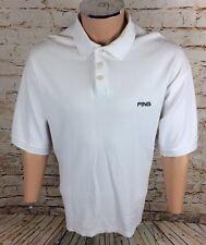 Ping Golf Polo Shirt Top T-Shirt White Sz XL / Extra Large Mens