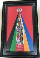 Coca-Cola Olympic London 2012 Pin of the Day Set