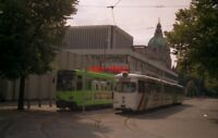 PHOTO  GERMANY HANNOVER 1991 TRAM 6065 518