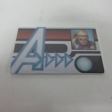 Marvel HeroClix Avengers Assemble Hawkeye ID Card AVID-002