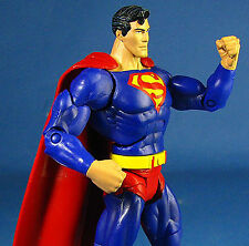 SUPERMAN • C9 • 100% COMPLETE • MASTERS OF THE UNIVERSE VS DC CLASSICS