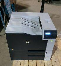 HP Printer Color LaserJet Enterprise M750 D3L09A M750dn [NO HDD]
