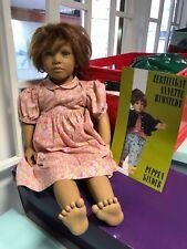 Annette Himstedt Puppe Janka 65 cm. Top Zustand