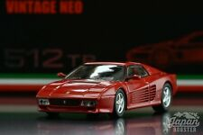 [TOMICA LIMITED VINTAGE NEO 1/64] Ferrari 512TR (Red)