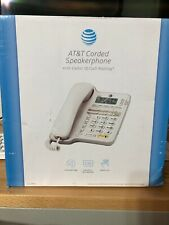 AT&T 2909 Corded Speakerphone New