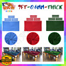 US Professional Billiard Pool Table Cloth 9 ft Foot 0.6mm Thick Felt Kit Snooker