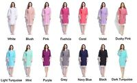 Women's Robes Bathrobe Lace Cotton Robe Bridesmaid robes gifts