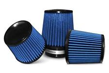 "Injen AMSOIL Ea Nanofiber Dry Air Filter - 3.50"" Filter 6.75""Base/5""Tall/5""Top"